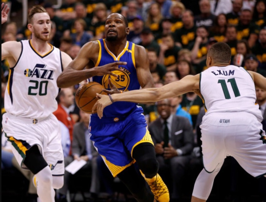 Jazz future still bright after Game 3 Loss to Warriors