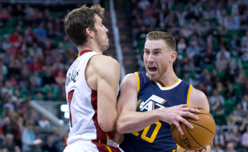 Hayward snubbed from All-NBA honors