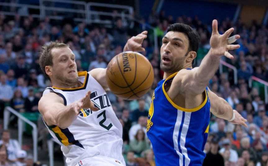Can't spell Utah Jazz without Zaza