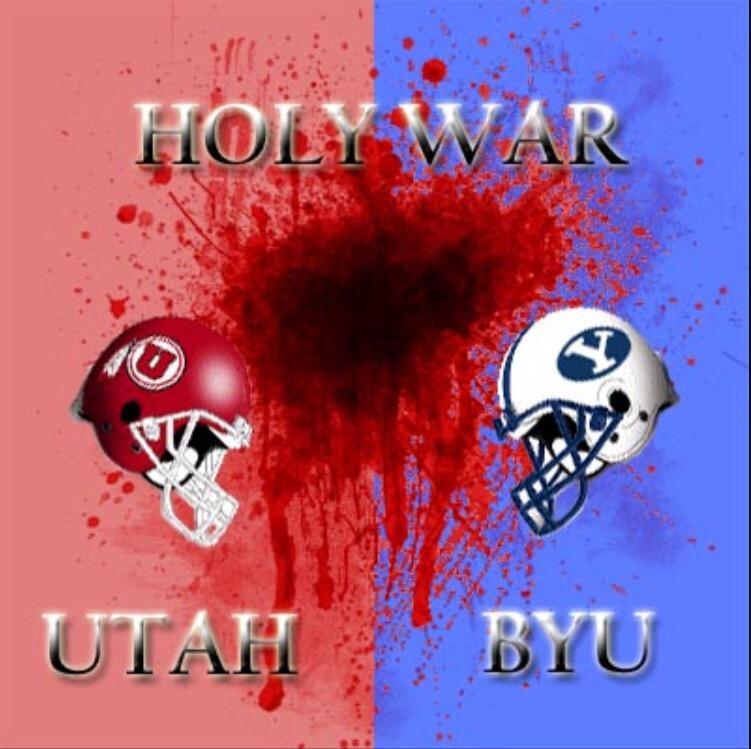 Utes win lucky seventh straight HolyWar