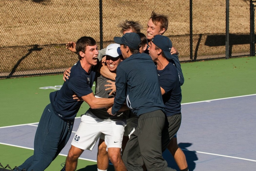 USU: The Purple People Eaters of College Tennis