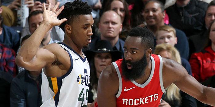Utah Jazz 2018-19 H2H Rockets SeriesPreview