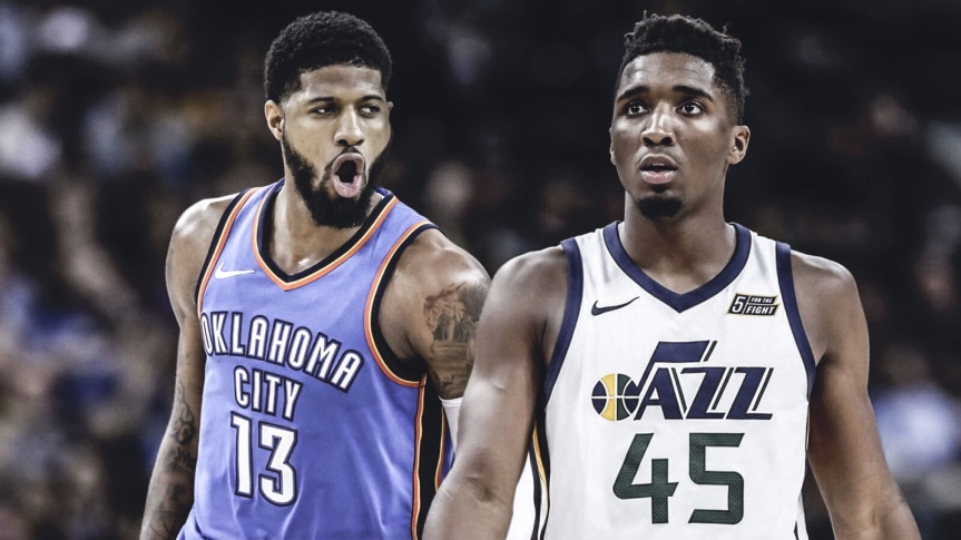 Utah Jazz 2018-19 H2H Thunder Series Preview