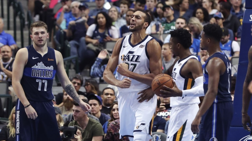 Mavs Run Out of Gas vs Jazz