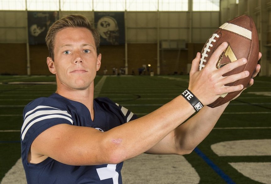 BYU Preview: Collie living right in Hawaii and Provo