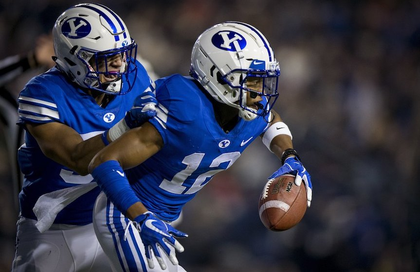 2018 BYU Cougar BowlProjections