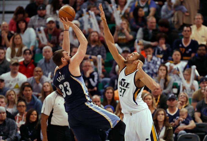 Jazz Hope to Avoid Strike 3 AgainstGrizzlies