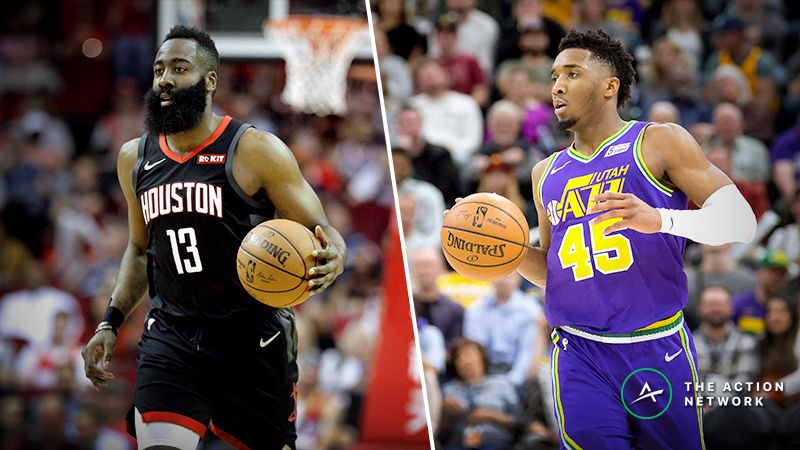 Jazz vs Rockets PlayoffPreview