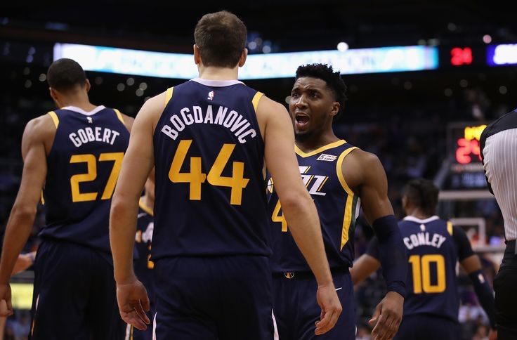 Jazz Numbers Week 1