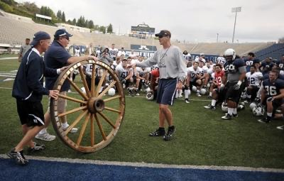 The Battle for the Old Wagon Wheel 2019