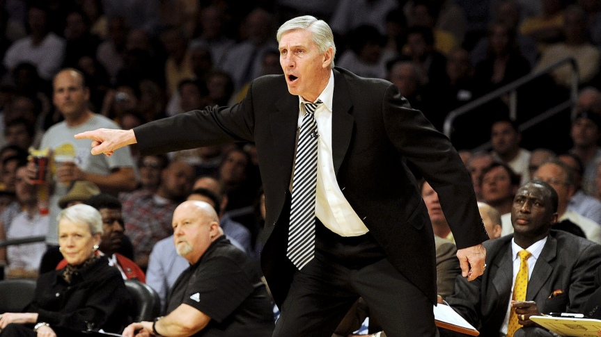Remembering Jerry Sloan